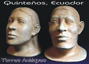 Reconstruyen rostros de habitantes precolombinos de Ecuador