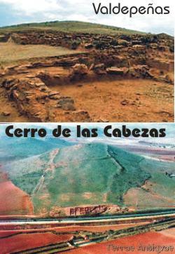 Valdepeñas. La zona de culto hallada en el Cerro de las Cabezas data del siglo VI AC