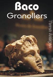 Hallada en Granollers una cabeza romana de mármol del dios Baco