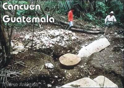 Guatemala. Una investigación descubre una masacre de la nobleza maya