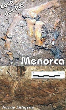 Cova des Pas. Los restos humanos de hace 3.000 años descubiertos en Menorca muestran un excepcional grado de conservación