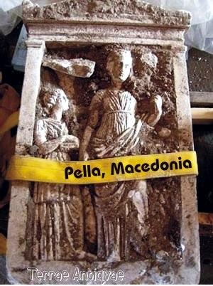 Pella, Grecia. Descubren la mayor tumba subterránea del periodo helenístico