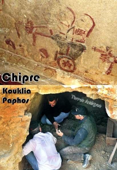 Descubierto en Chipre un sarcófago de 2.500 años de antigüedad con escenas en color de los poemas épicos de Homero