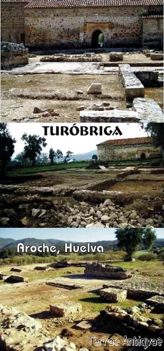 El mundo funerario abre las puertas de Roma en la provincia de Huelva