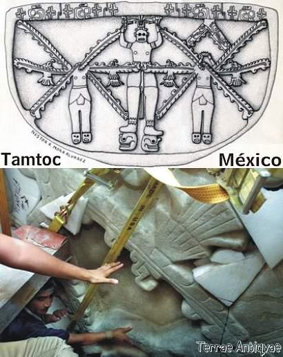 México. Monolito hallado en SLP podría rescribir la historia de Mesoamérica
