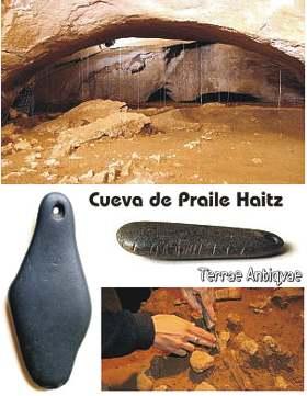 Gipuzkoa. Hallan en una cueva de Deba vestigios únicos en Europa de rituales del Paleolítico