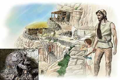 Granada. La momia de Galera permanece desde hoy expuesta en una urna especial que garantiza su conservación en el museo