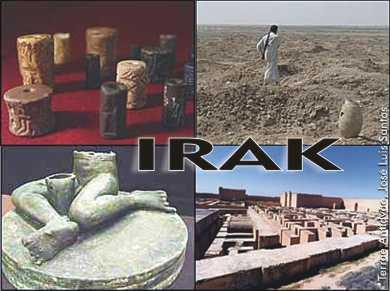 Irak. Historia hecha polvo
