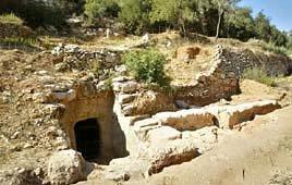 Un monumental sistema de aguas de la época bíblica es descubierto por los arqueólogos cerca de Jerusalem.