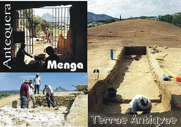 Málaga. El carbono 14 prueba que había vida en Menga hace 5.700 años