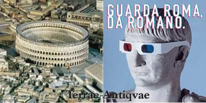 Reconstruyen en exposición la Roma antigua y sus provincias