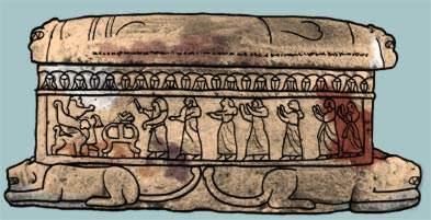 El primer escrito con 3.000 años de antigüedad era una maldición