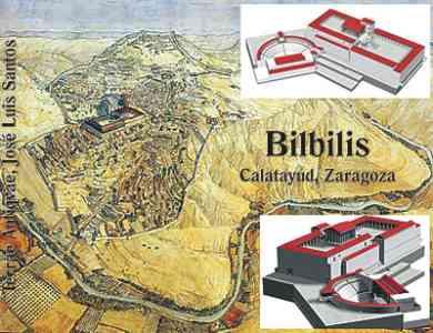 Conjunto arqueológico de Bilbilis (Calatayud – Zaragoza)