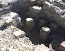 Madrid. El Servicio de Arqueología de Collado Mediano ha hallado las ruinas de una posada romana del siglo I