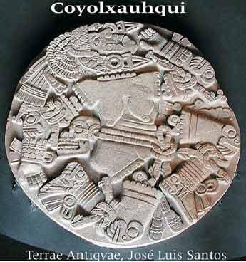 Devela la Coyolxauhqui el misterio mexica