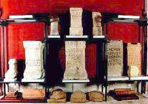 La Coruña. El hallazgo de una lápida mortuoria prueba la gran importancia del Puerto Romano