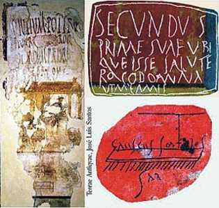 Graffiti, La permanencia de lo efímero.  Pompeya en un grito mudo