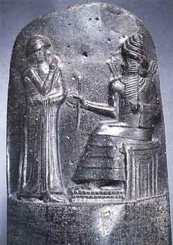 La ley en Súmer y Babilonia