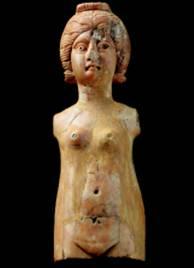 Excepcionales esculturas romanas halladas en Segóbriga