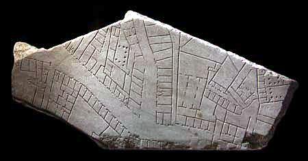 Rompecabezas de piedra. Proyecto del plano Forma Urbis de Roma