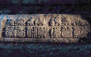 La caída del imperio maya