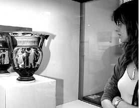Alicante. La Vila reconstruye una vasija griega del siglo V antes de Cristo