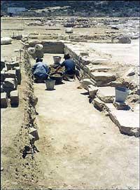 Importante descubrimiento arqueológico en isla griega de Tasos