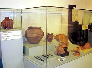 Ávila. Una zona artesanal de Ulaca fue usada después como cementerio
