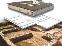 León. Hallan en Lancia los restos de todos los edificios de una calle romana