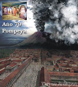 Bienvenidos a Pompeya