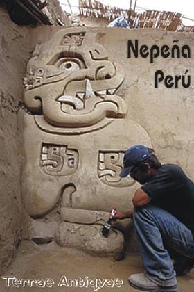 Huaca Partida, Perú: Hallan ruinas de 2.800 años de antigüedad