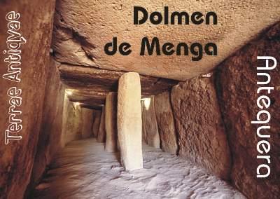 Antequera. El Dolmen de Menga se construyó con materiales de Los Remedios