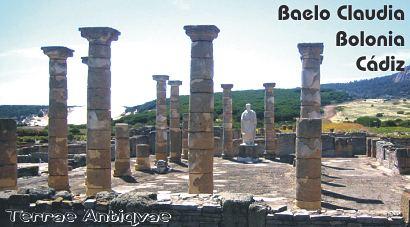 Cádiz. Los arqueólogos descubren en Bolonia una necrópolis romana. El recinto está fechado entre los siglos V y VI