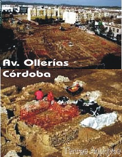 Córdoba. Hallados en Ollerías una mezquita, una necrópolis romana y un arrabal