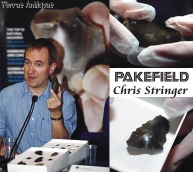 El hallazgo de herramientas de sílex de hace 700.000 años adelantan la presencia humana en el norte de Europa