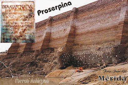 Mérida. Una investigación de cinco años sobre la presa de Proserpina descarta su origen romano