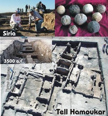 El amanecer de la guerra. Un equipo de arqueólogos descubre en Siria los restos de una gran batalla de hace 5.500 años