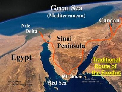"""""""El Exodo no existió"""", afirma el arqueólogo Israel Finkelstein"""