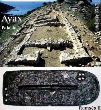 Grecia. Hallaron palacio perteneciente a unos de los héroes de la Ilíada