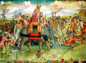 Aníbal, un ilustre visitante del templo de Melkart