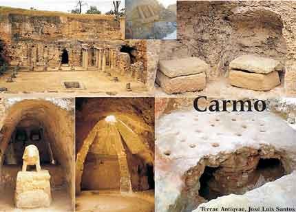 Carmona, la Carmo romana