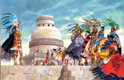 Chichén Itzá, Teotihuacan y los orígenes del Popol Vuh
