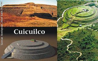 México. Estela en Cuicuilco ofrece nuevos datos