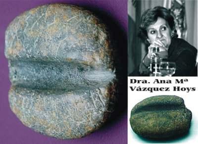Escrituras del 3000 a.C. en restos megalíticos de Huelva