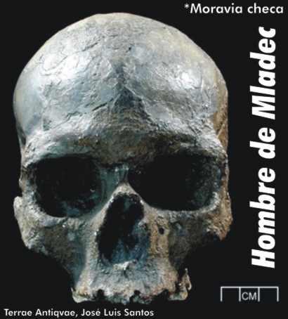 Hallan al hombre más antiguo de Europa, data de unos 31 mil años