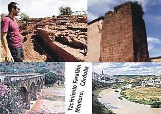 Córdoba. Las obras del Arenoso sacan a la luz restos romanos y de la Edad Media