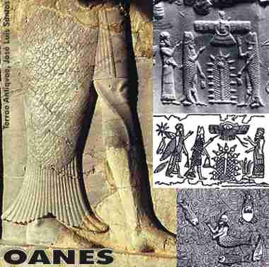 OANES, el monstruo marino que civilizó a los sumerios