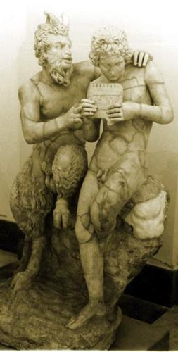 Arqueólogos austriacos hallan escultura única en ruinas de Pompeya