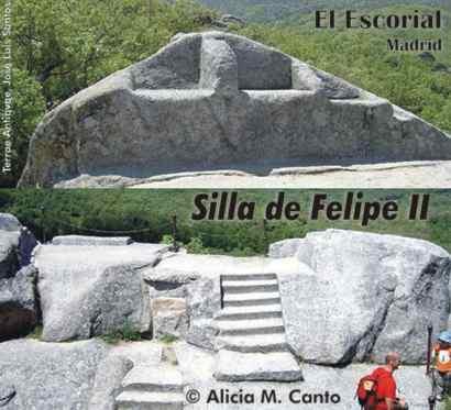 """SOBRE LA SUPUESTA """"SILLA DE FELIPE II"""" EN EL ESCORIAL (MADRID)"""