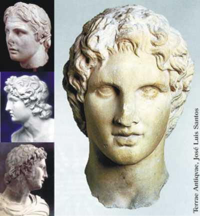 Vida de Alejandro. Plutarco